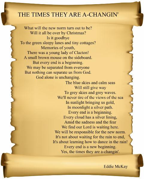 Eddie's Poem #1