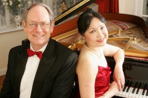 Robert Stoodley and Linda Ang