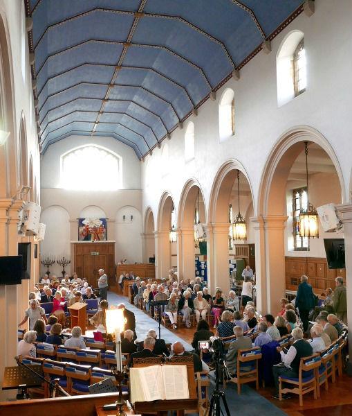 Frinton Festival Evensong 2018