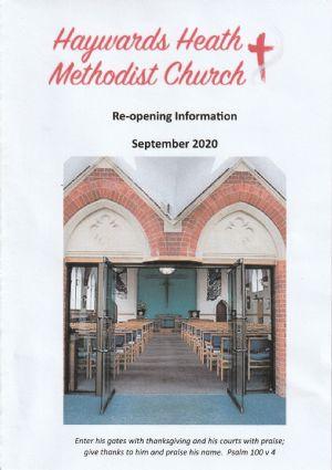 reopening leaflet image