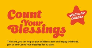AforC Count your blessings 2020