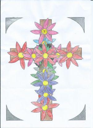 Easter Cross Deirdre