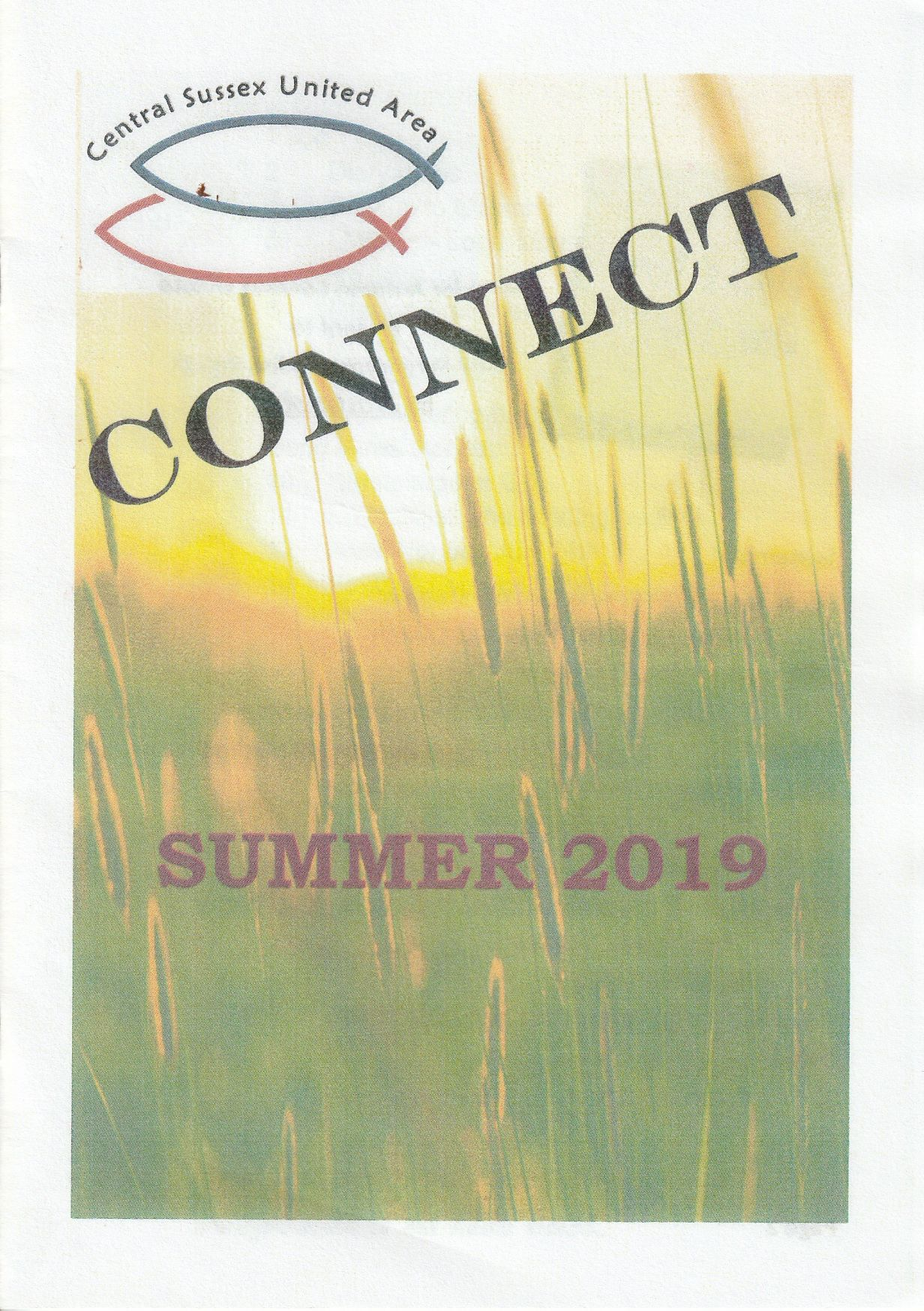 Connect cover Summer 2019