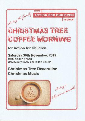 AforC Christmas Tree Coffee Nov 19