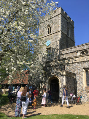 Joyful Easter Morn - St Nicholas Easter 2019