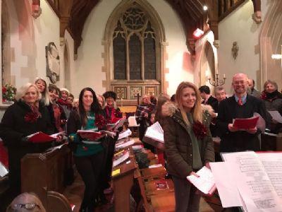 Hormead Choir