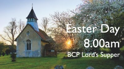 Easter Day 8am recording link