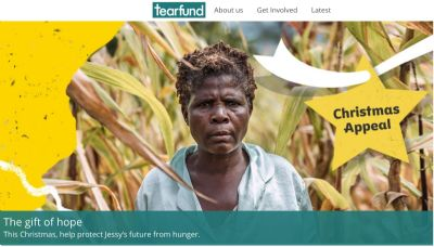 tearfund pages link