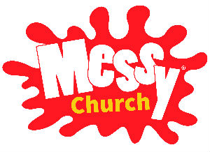 messy church splat logo