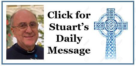 Stuart's Daily Message