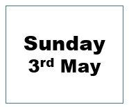 3rd May