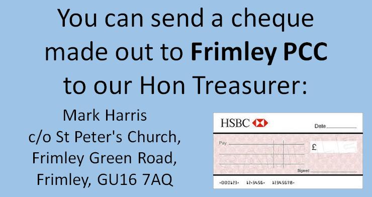 Send a cheque