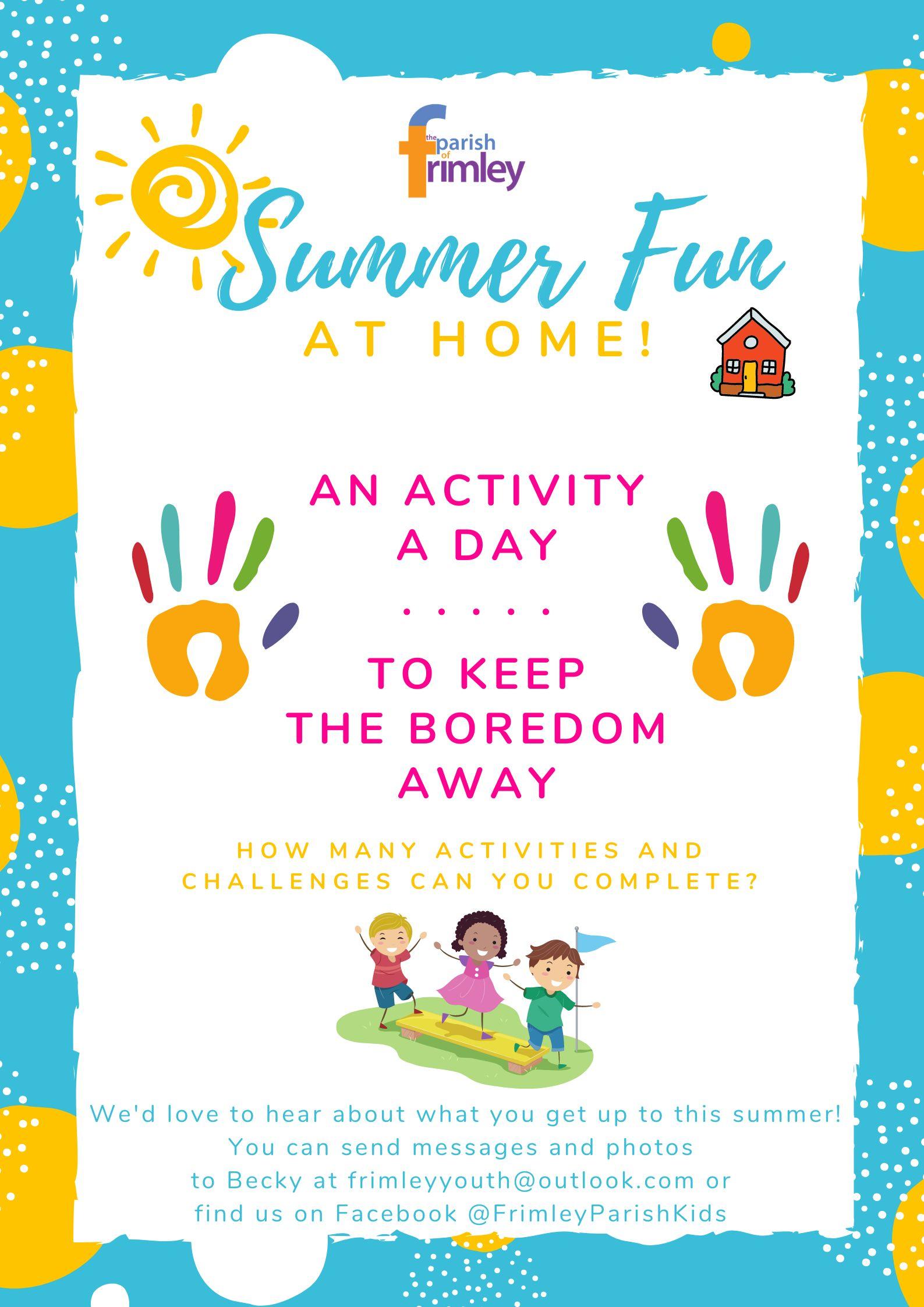 Summer Fun 2020