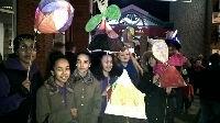 GB lantern parade