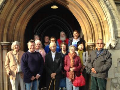 Pilgrimage to Holy Door, Brentwood