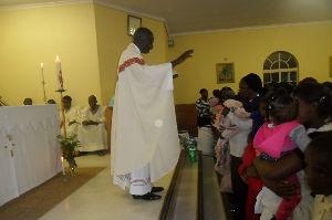 Fr Andrew Moyo