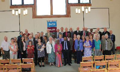 church stewards Bomley