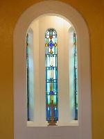 Apse window