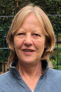 Fiona Smith, Church Treasurer