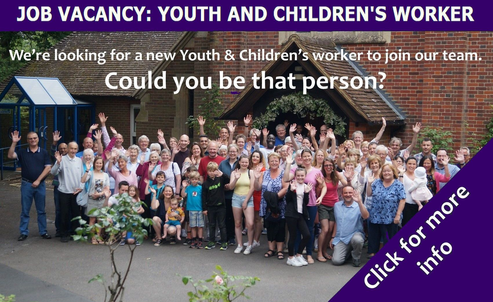 Youth Worker ad 3