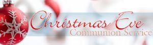 christmas eve communion2018