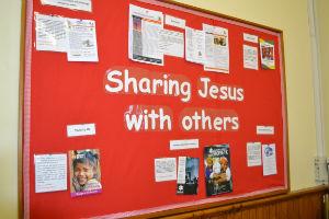 Missionary board