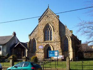 Lanchester Church
