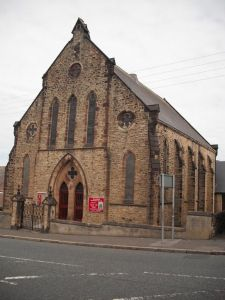 Blackhill Methodist Church