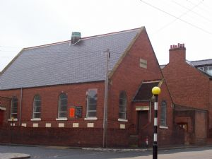 South Moor Methodist Church