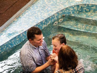 Stuart baptism
