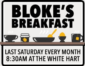 Bloke's Breakfast