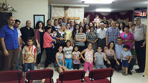 Shefaamr Baptist Church