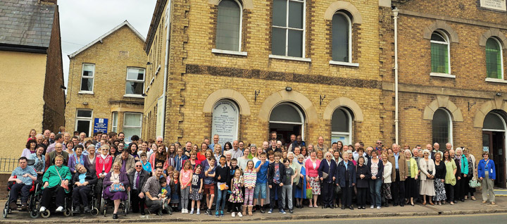 About Us - church photo