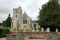 Coombe Bisset Church