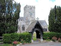 Broad Chalke Church
