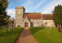 Nunton Church