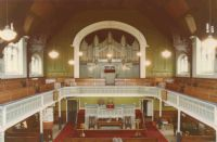 Original church interior