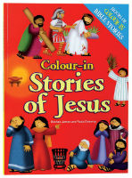 Colour-In Stories of Jesus