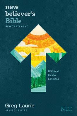 nlt new believers bible pb