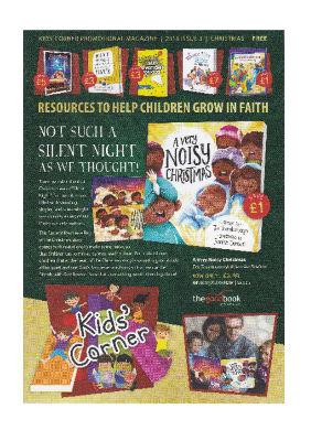 Kids Corner Nov 2018