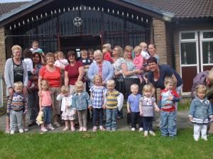 OUR CHURCH FAMILY