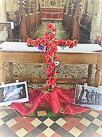 Rememberance Cross