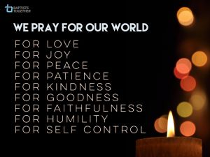 BU Prayer