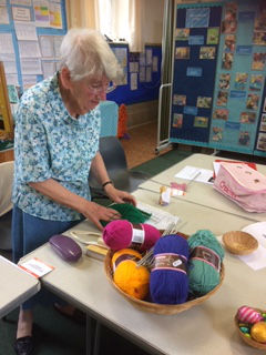 Montacute Knit and Natter