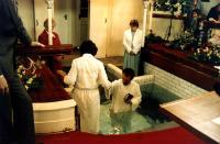 Old South Street Baptism