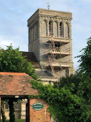 Clock Tower renovation