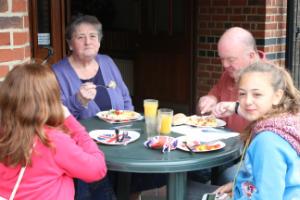 Queen's Jubilee Big Lunch