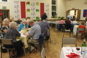 Harvest Supper 2014