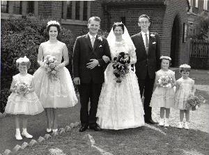 Brian  Ann Lay May 1961