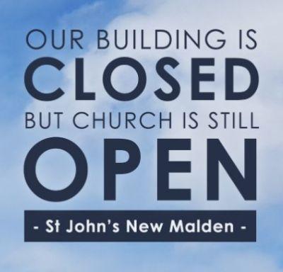 Join St John's online